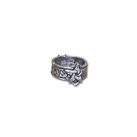 Anillo Celtic theurgy