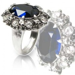 Anillo a dark engagement