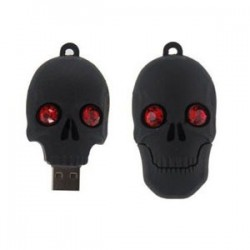 Pendrive usb 2gb calavera