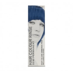 Tinte semipermanente blue black
