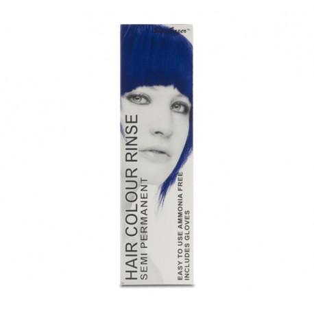 Tinte semipermanente ultra blue