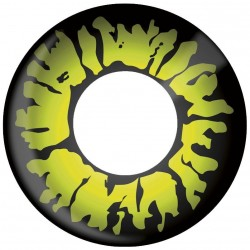 Hypnoteyes Wildstyle yellow