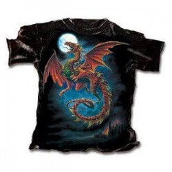 Camiseta The Whitby Wyrm