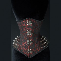Corset extreme ruby spike