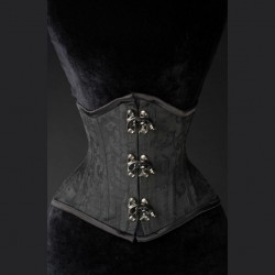 Cincher extreme black brocade