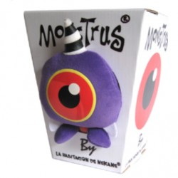 Muñeco box monstrus myophic