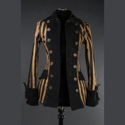 Chaqueta steampunk piratesse
