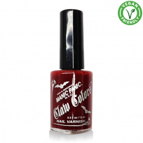Pintauñas claw colors blood red