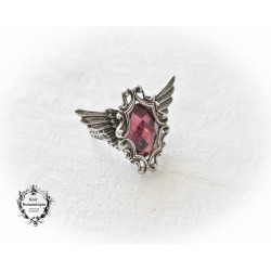 Anillo victorian gothic fairy dream