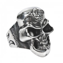 Anillo NEW ROCK calavera