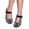 Zapato estilo MaryJane cameo striped blanco