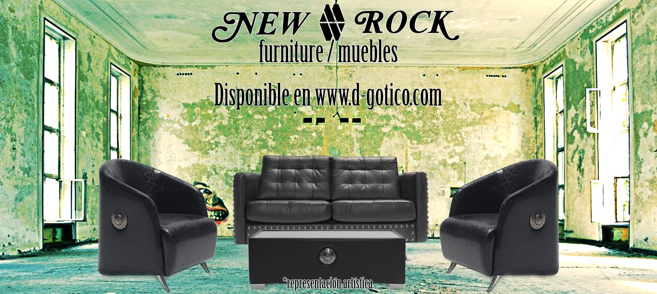 Muebles new rock